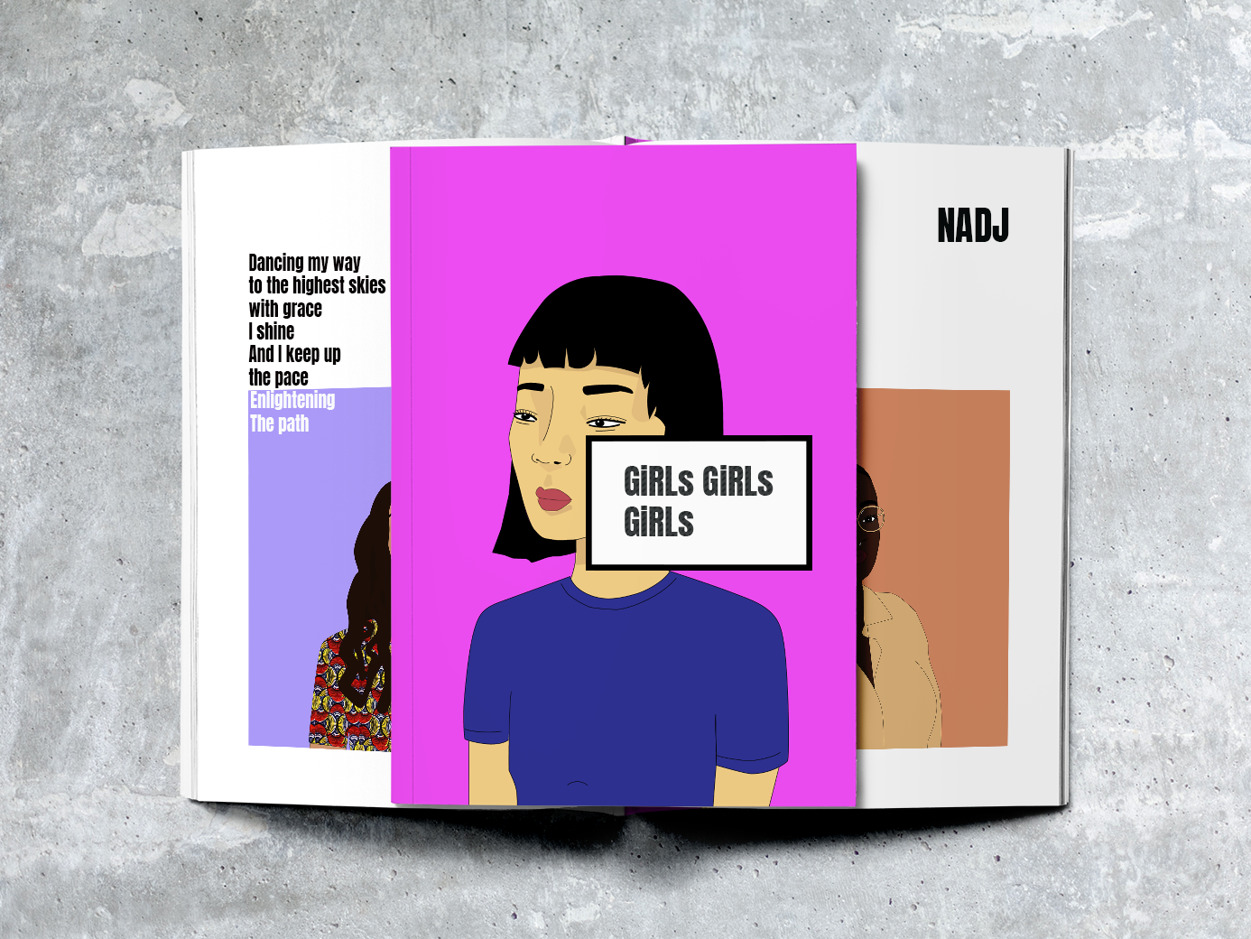 magazine ggg