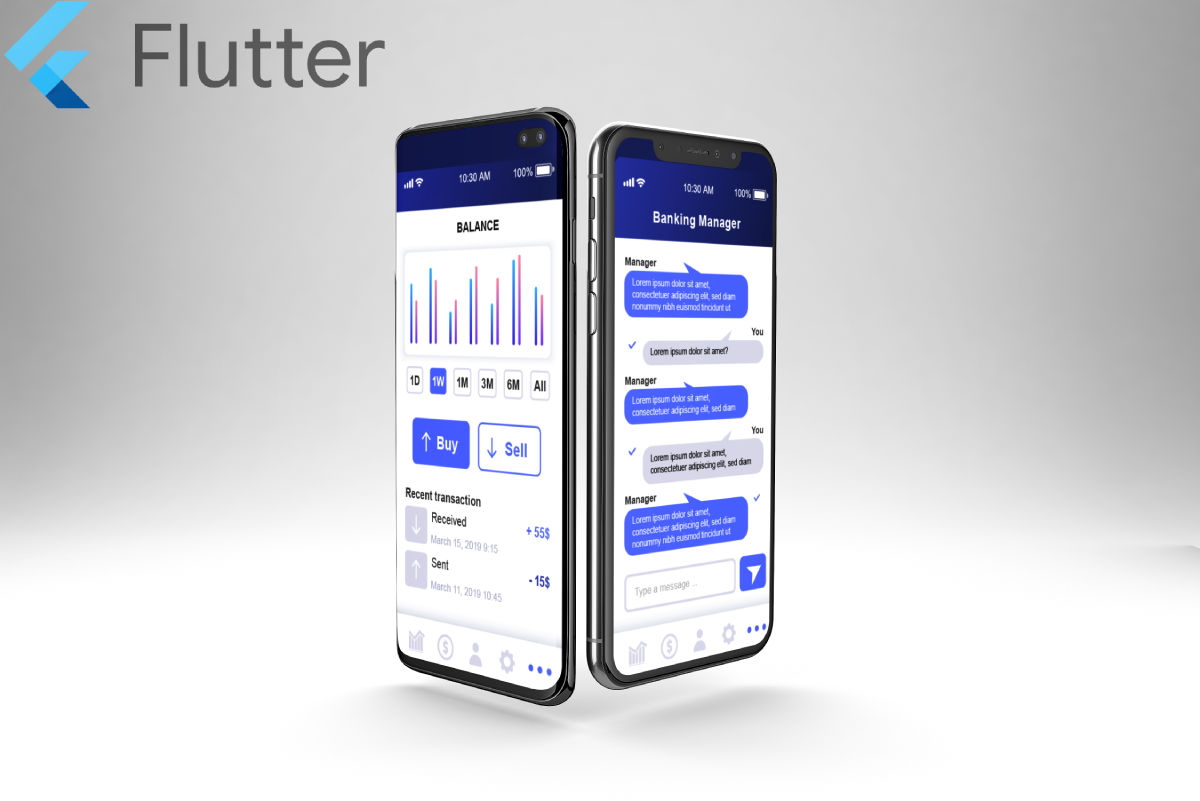 Flutterアプリイメージ