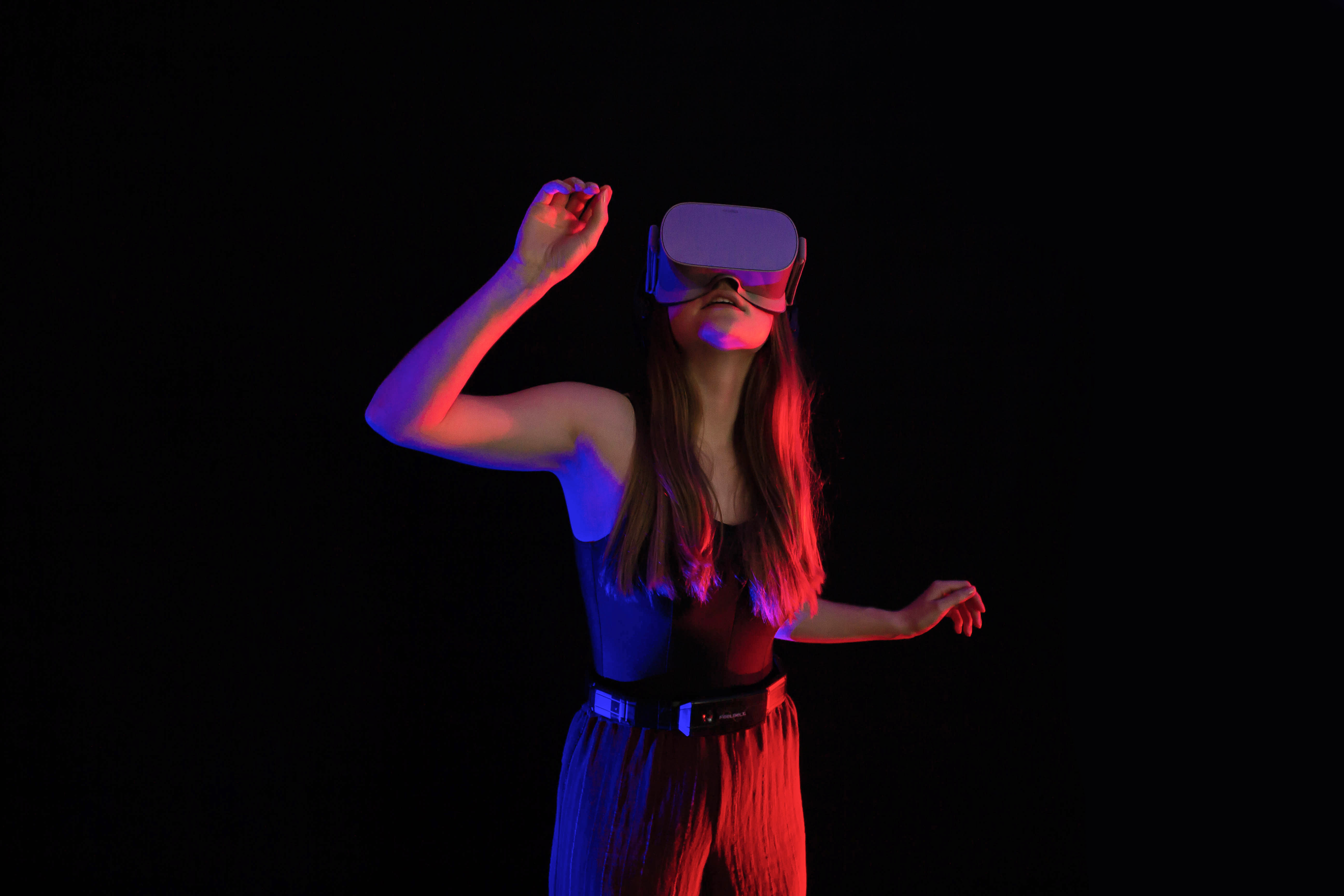 VR made better with feelbelt