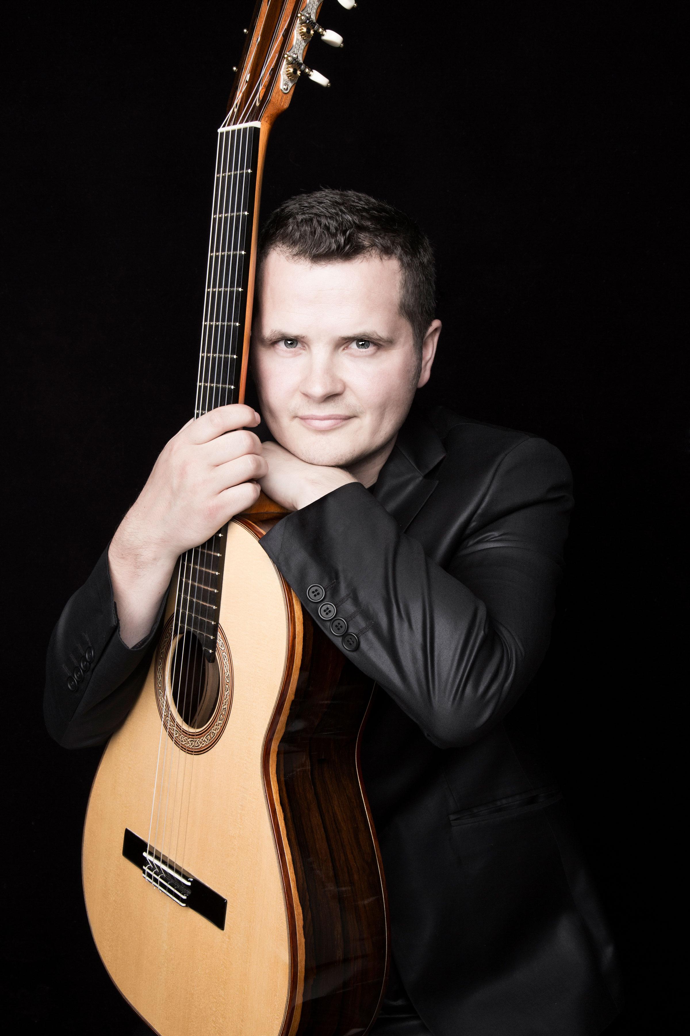 Alec O'Leary guitar