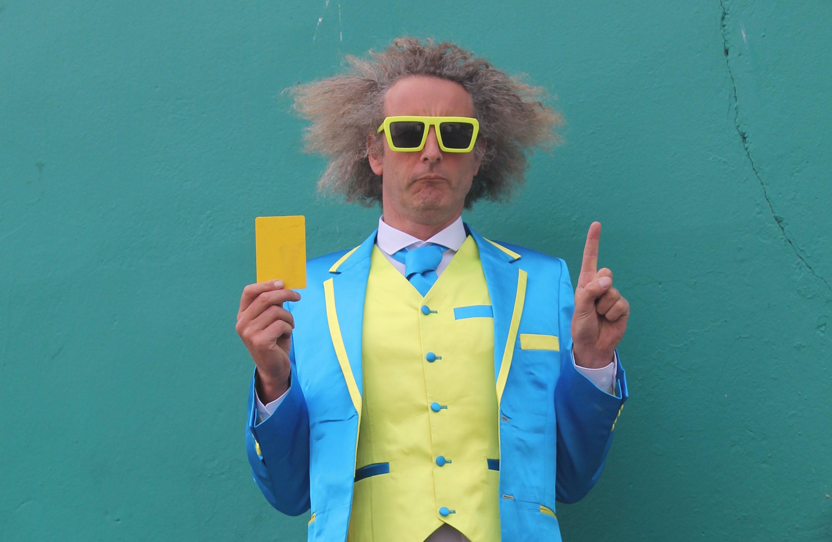 Ron Yellowcard