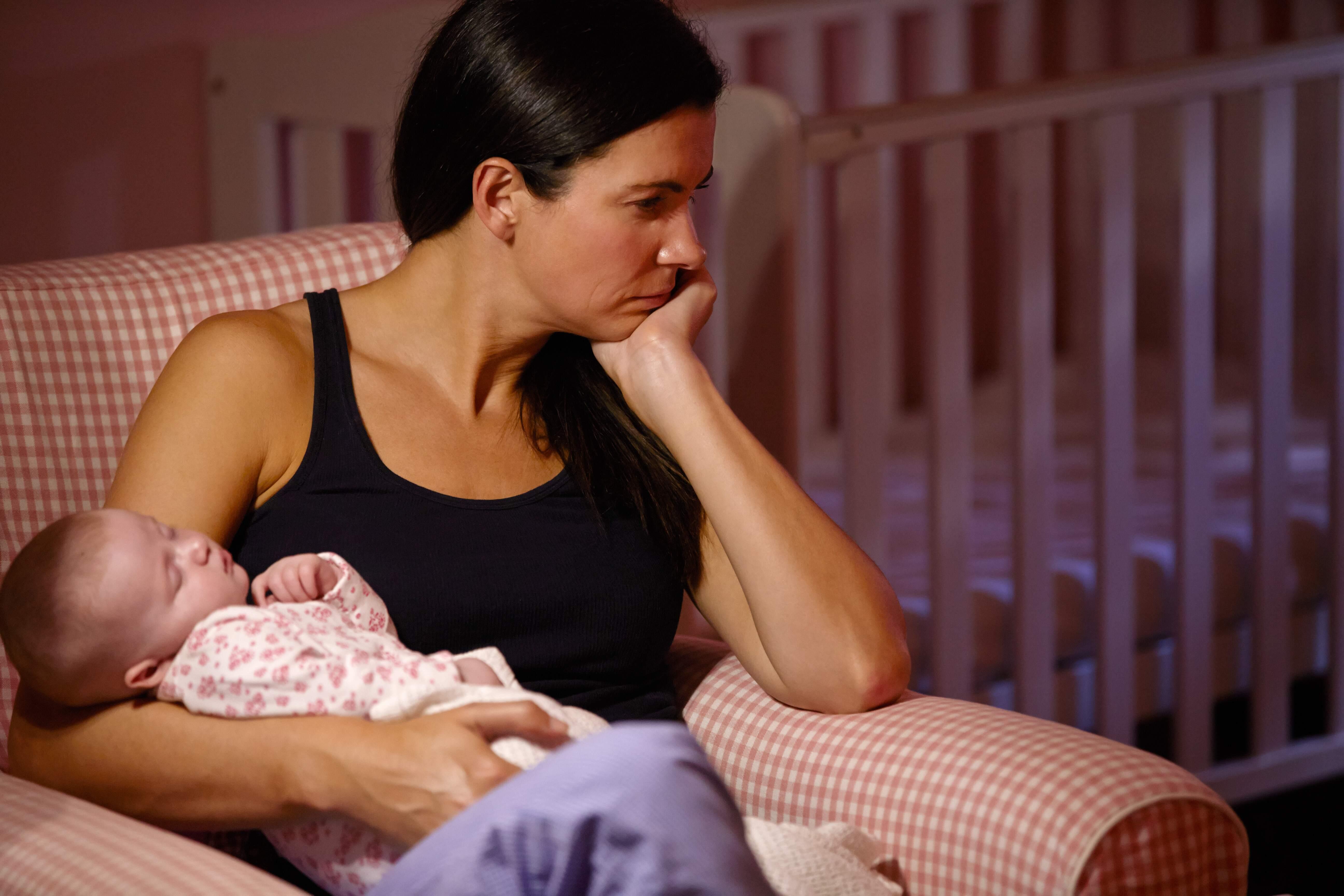 Postpartum Denial: Jackie's Story