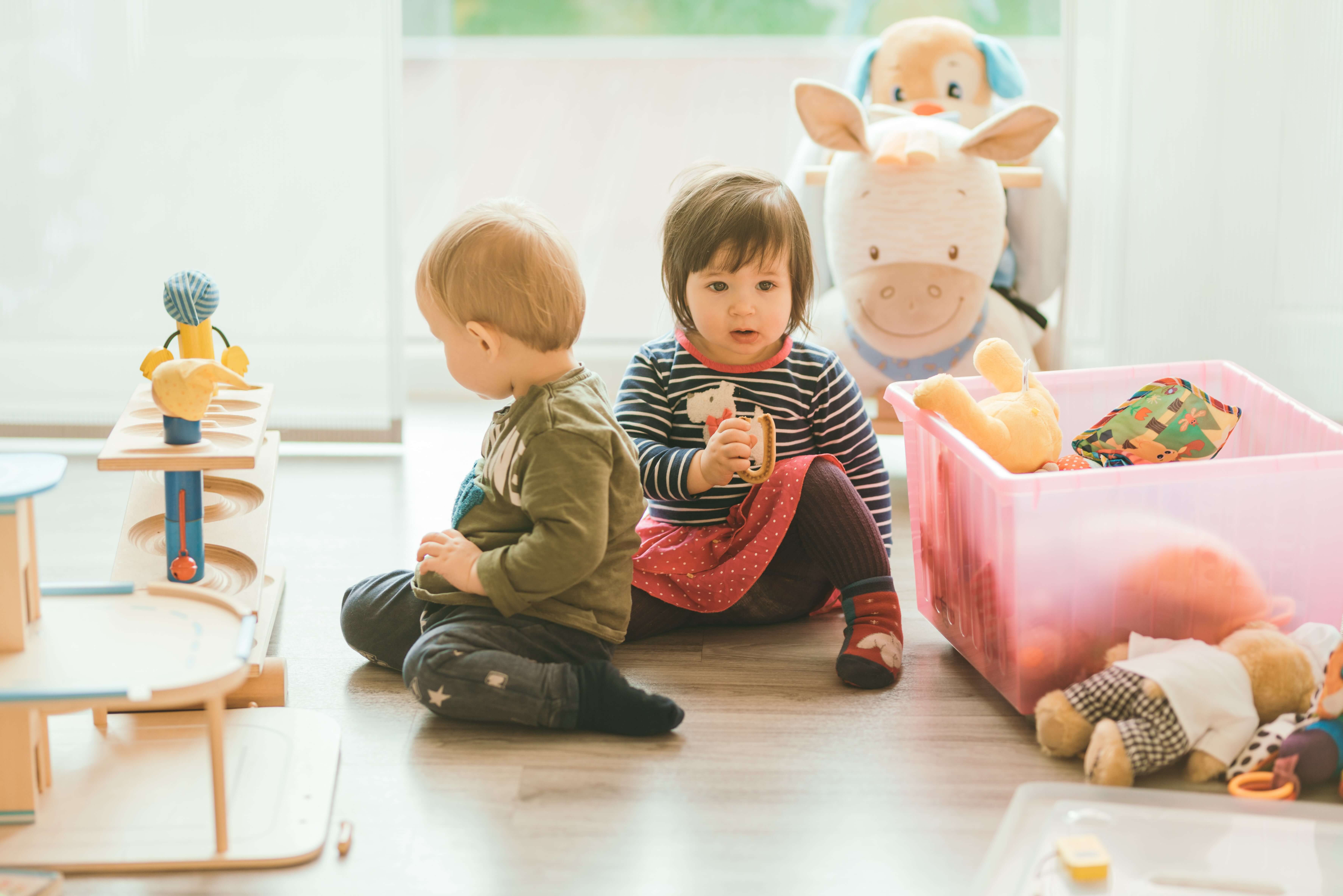 Transitioning from In-Home to Commercial Daycare