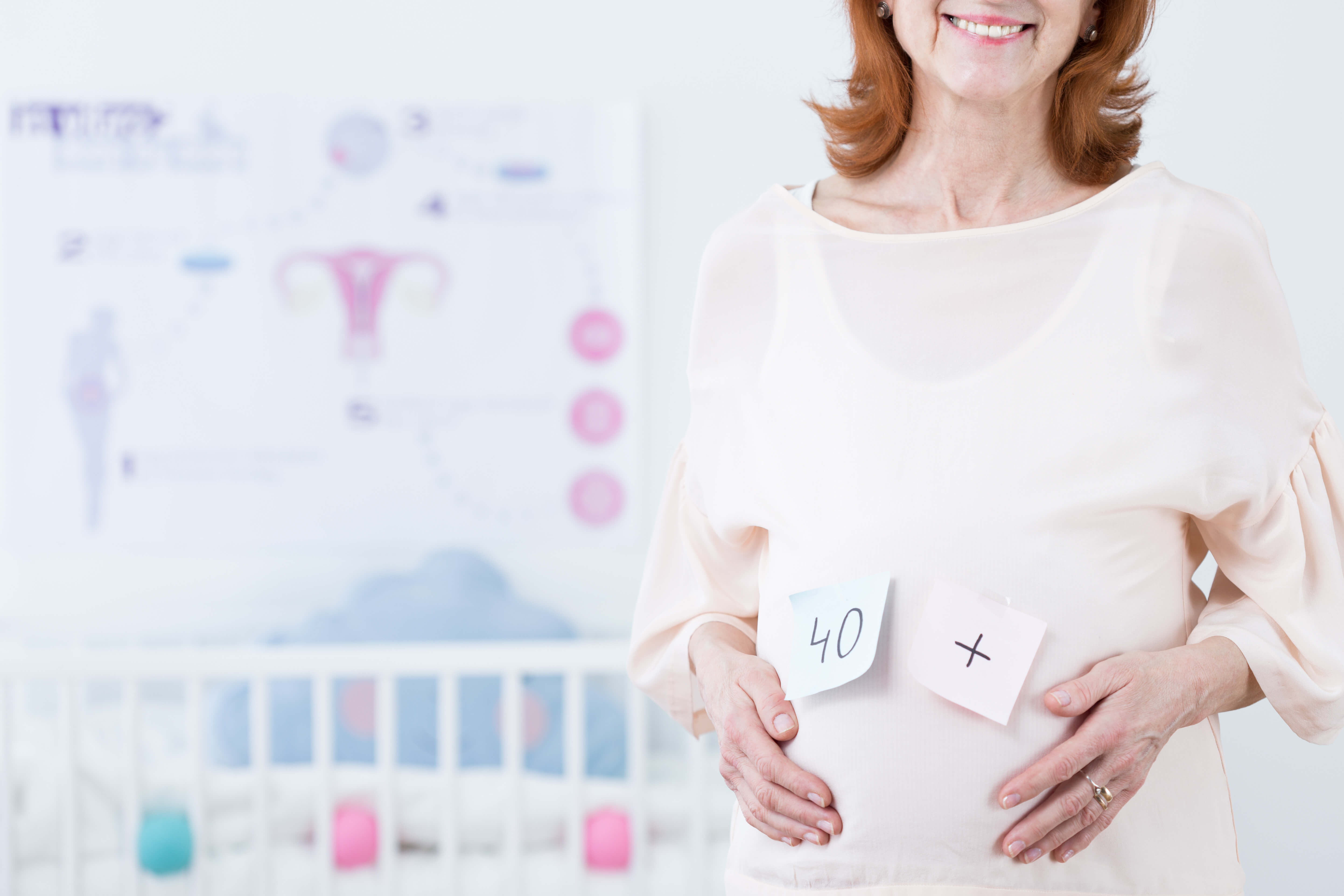 Why is it Harder for Older Women to Get Pregnant?