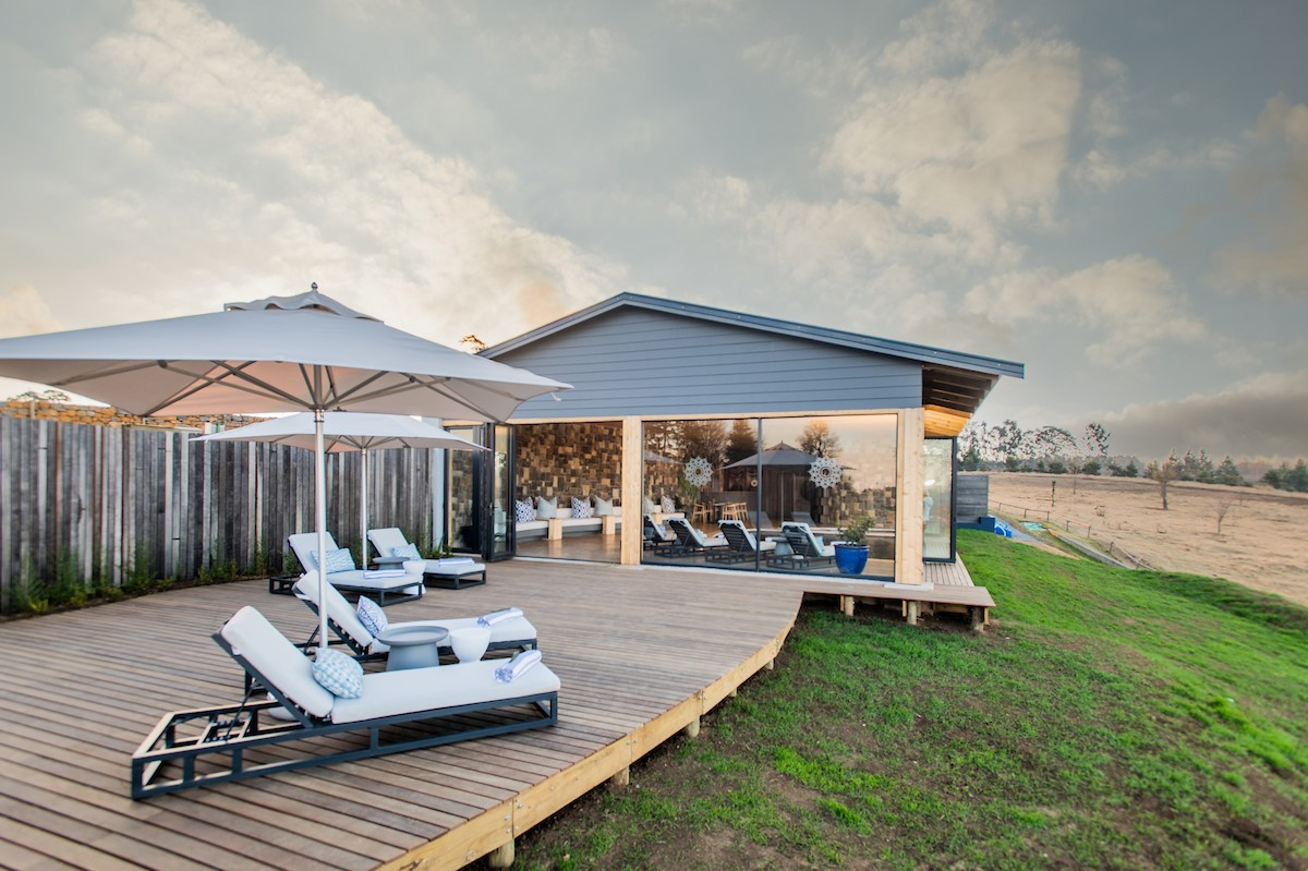 Kick back and relax under the wide Midlands' sky