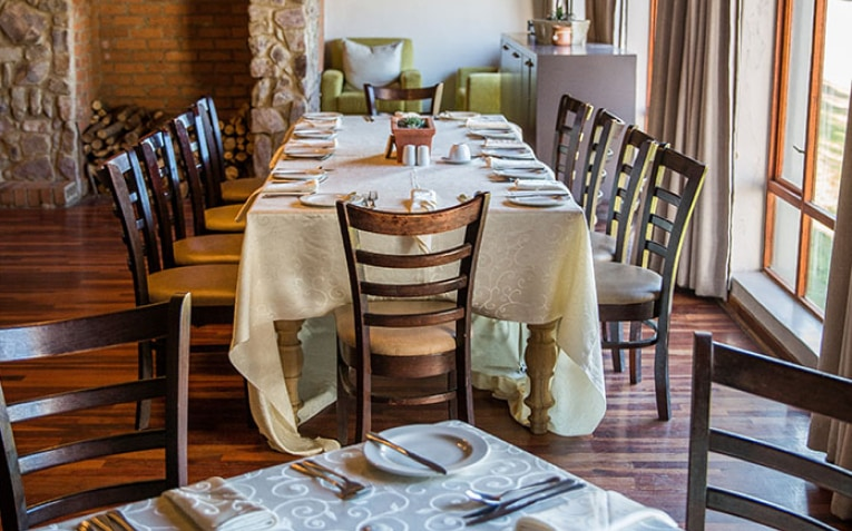 Brahman Hills Cafe