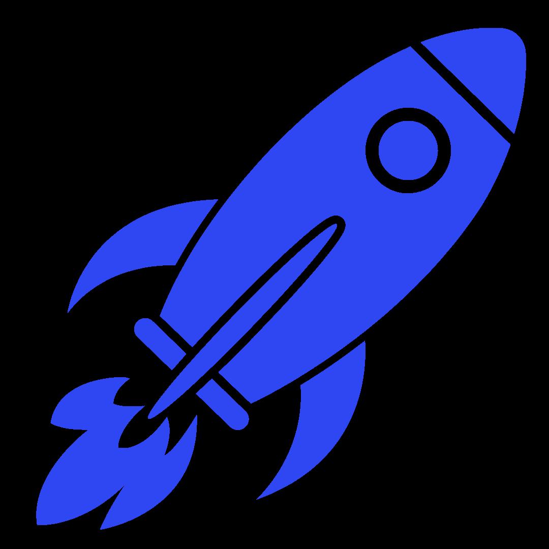 icone-fusee-bleue