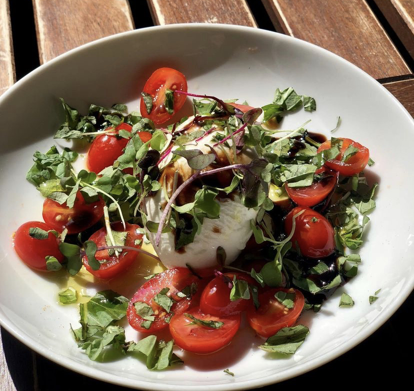 Java Juice Healthy Salad