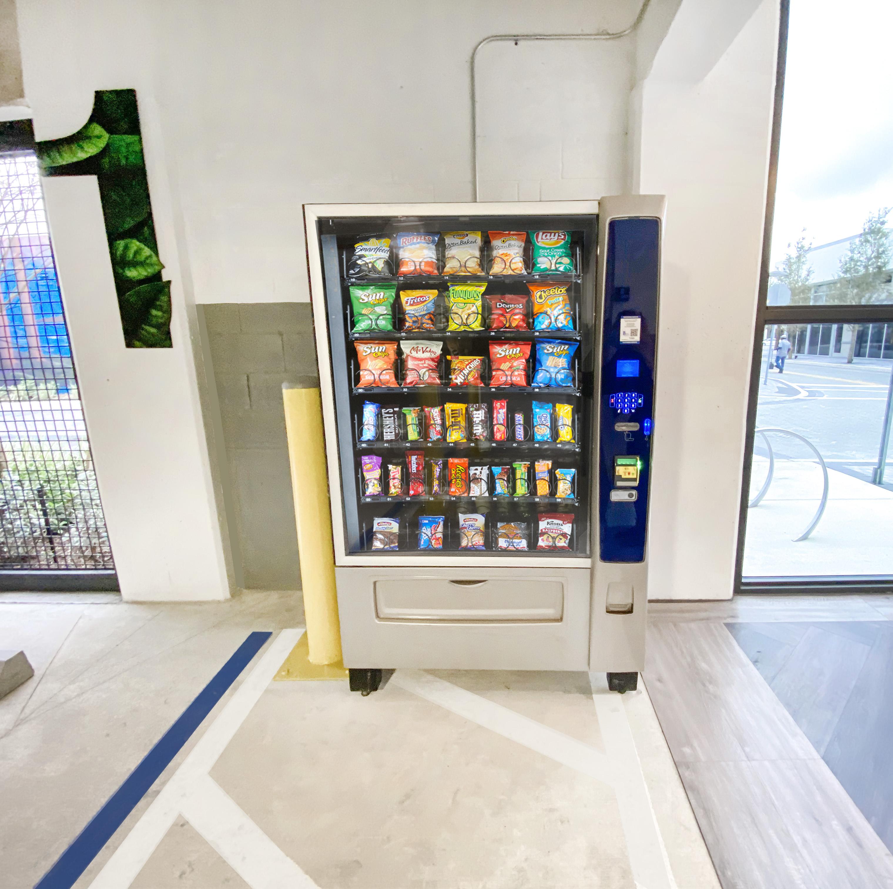 Vending Machine at Sanctuary Doral