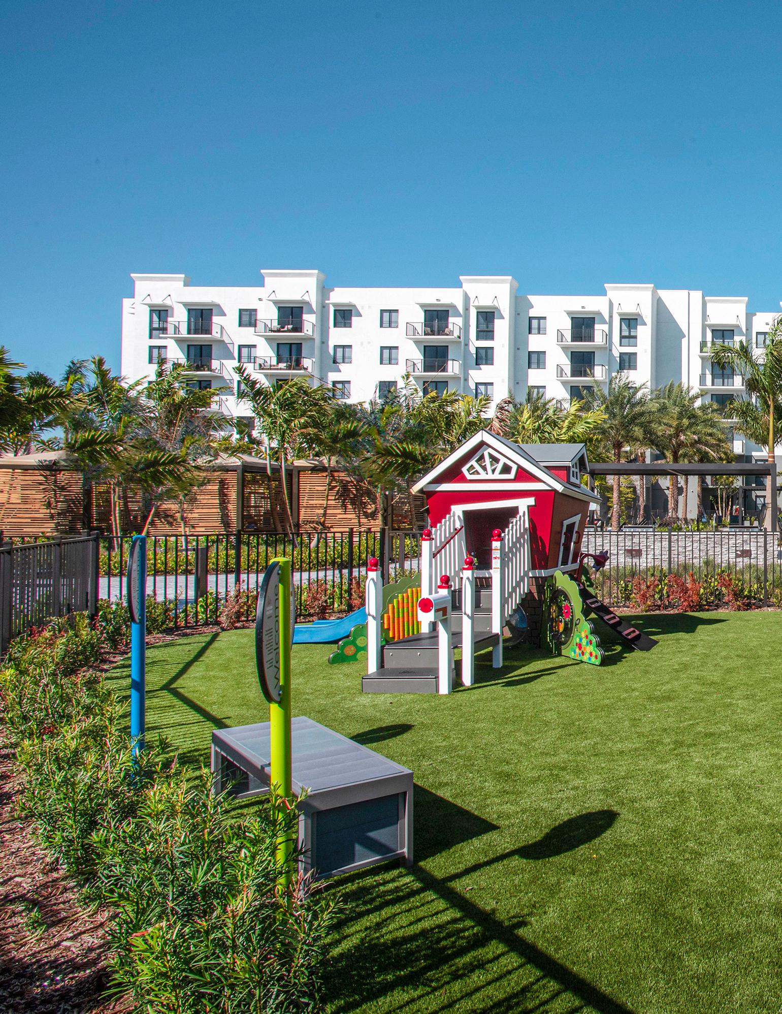 Playground At Sanctuary Doral