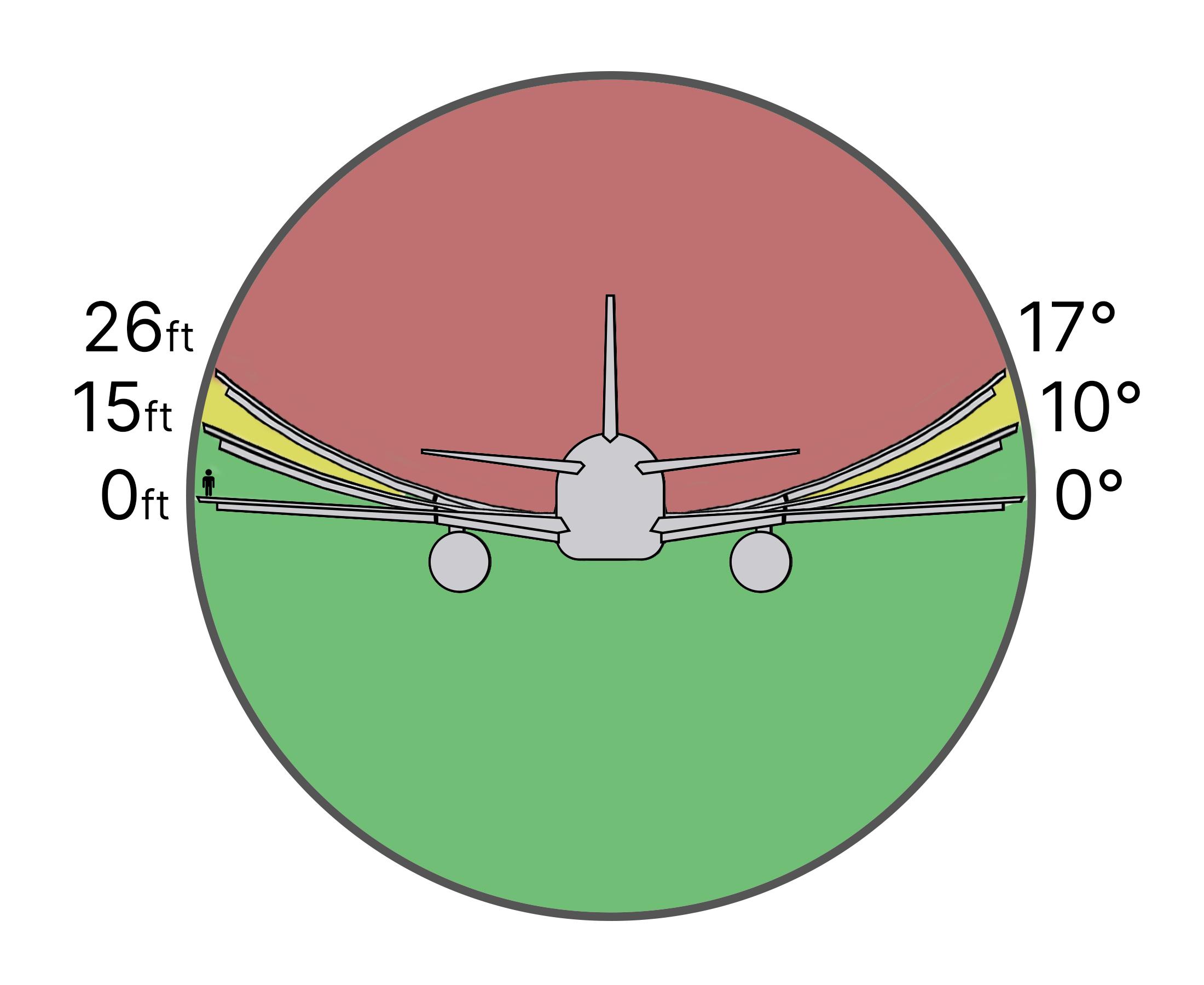 Boeing 787 Wing Flex Infographic