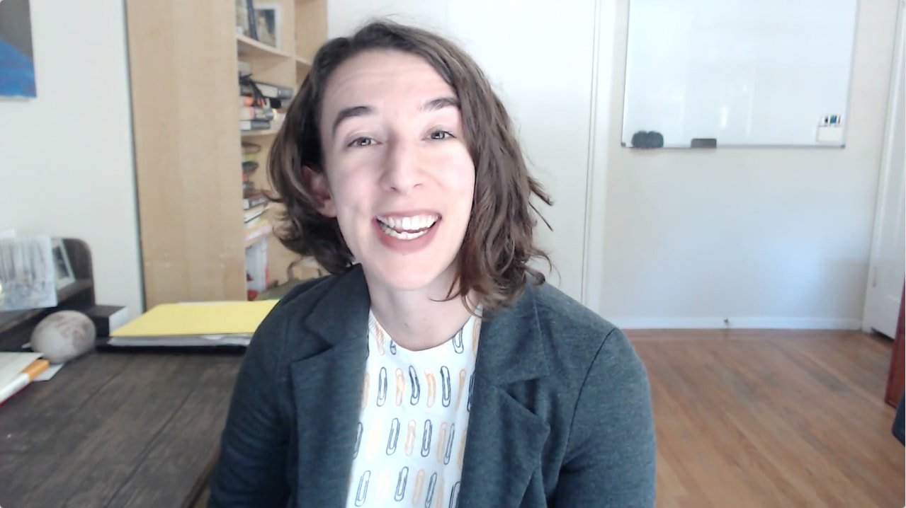 Maria Marquis facilitator intro video