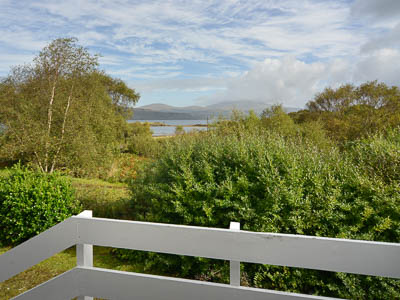 Beach Bridge Cottage self catering accommodation on Mull