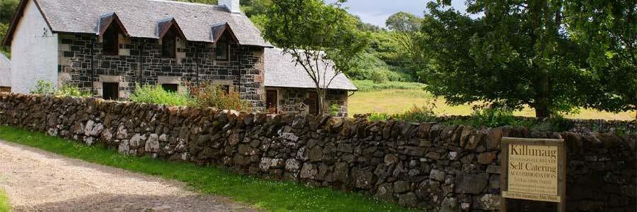 Killunaig Farmhouse