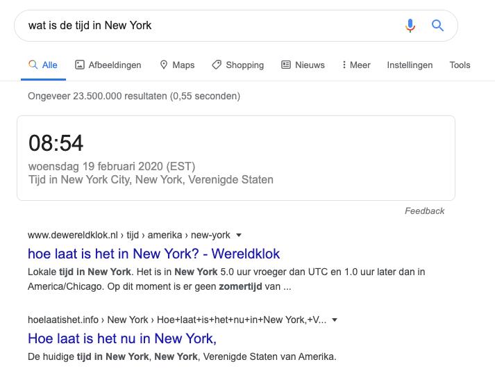 direct-antwoord-in-zoekresultaat