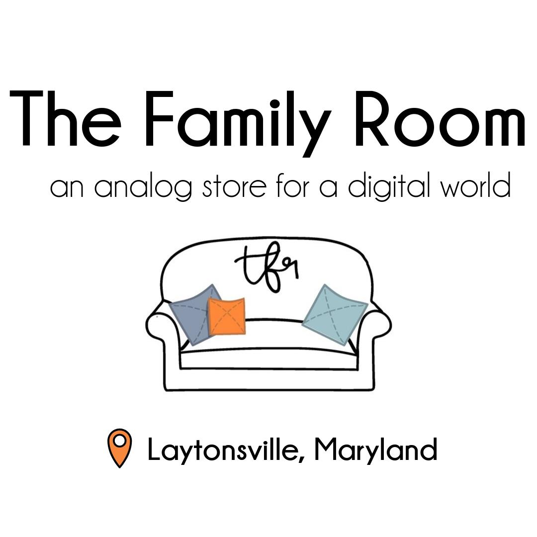 The Family Room Logo