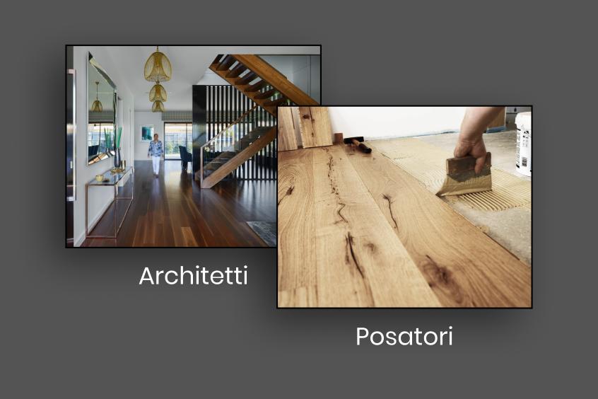 Link per architetti e posatori