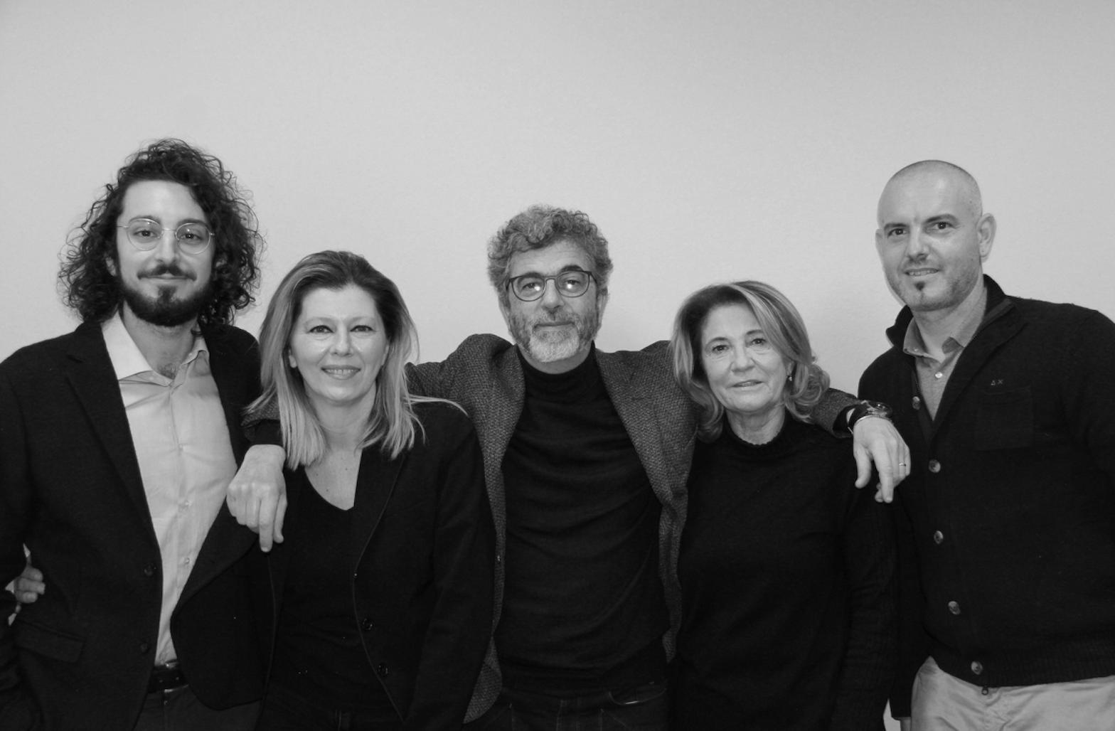 Il team di Menconi Parquet