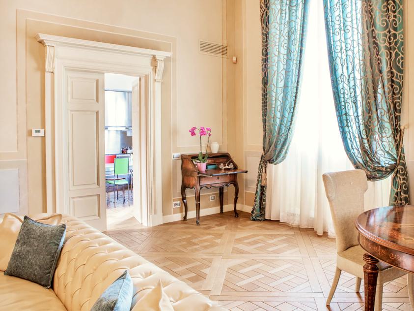 Hai sognato per anni il Parquet  ideale per i tuoi spazi; Menconi può realizzarlo.