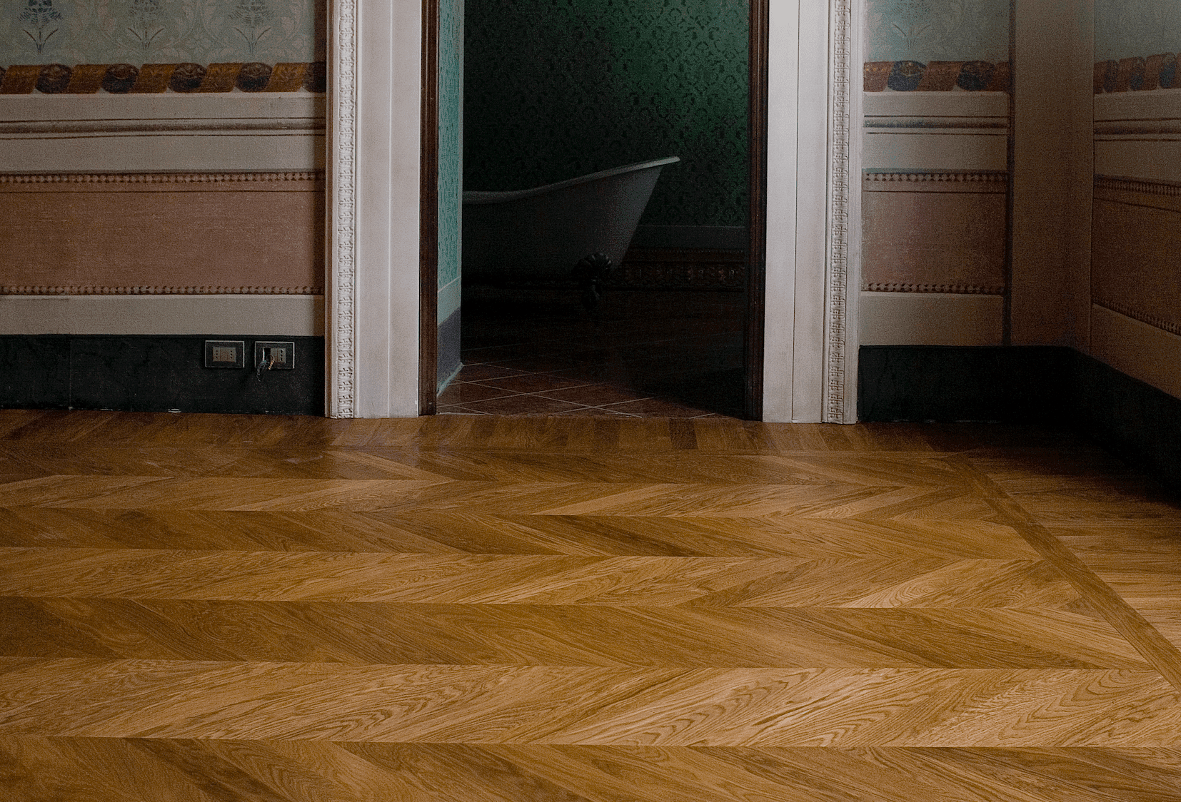 Lina arte Menconi - spina ungherese