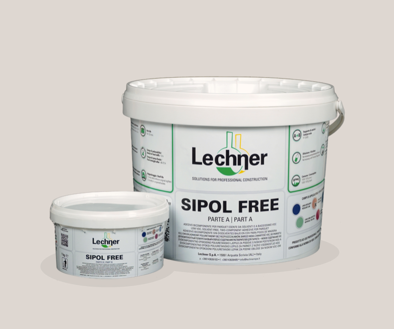 Sipol free - Lechner