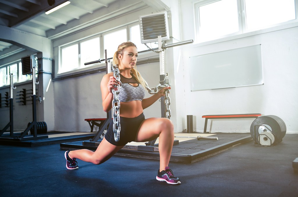 Posterior chain exercises for back pain