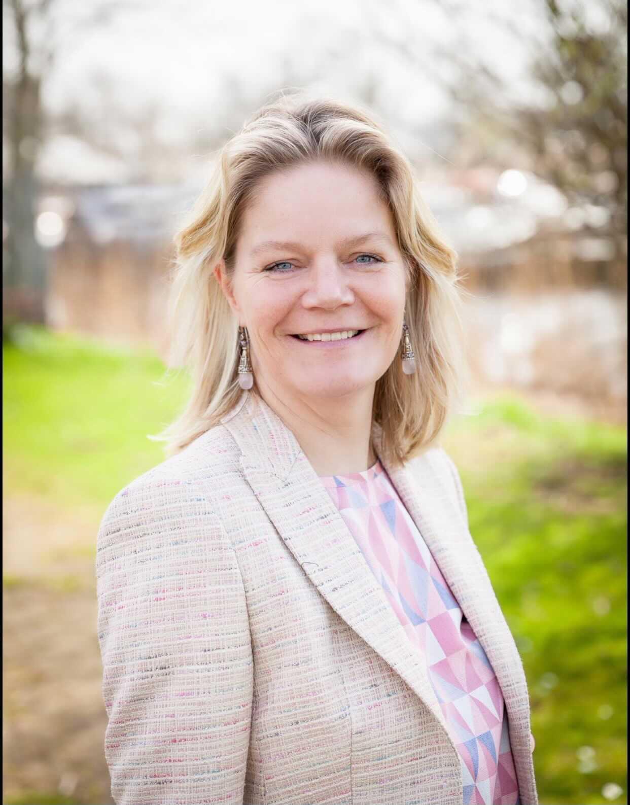Nicole Maarsen, Co-founder of Home.Earth
