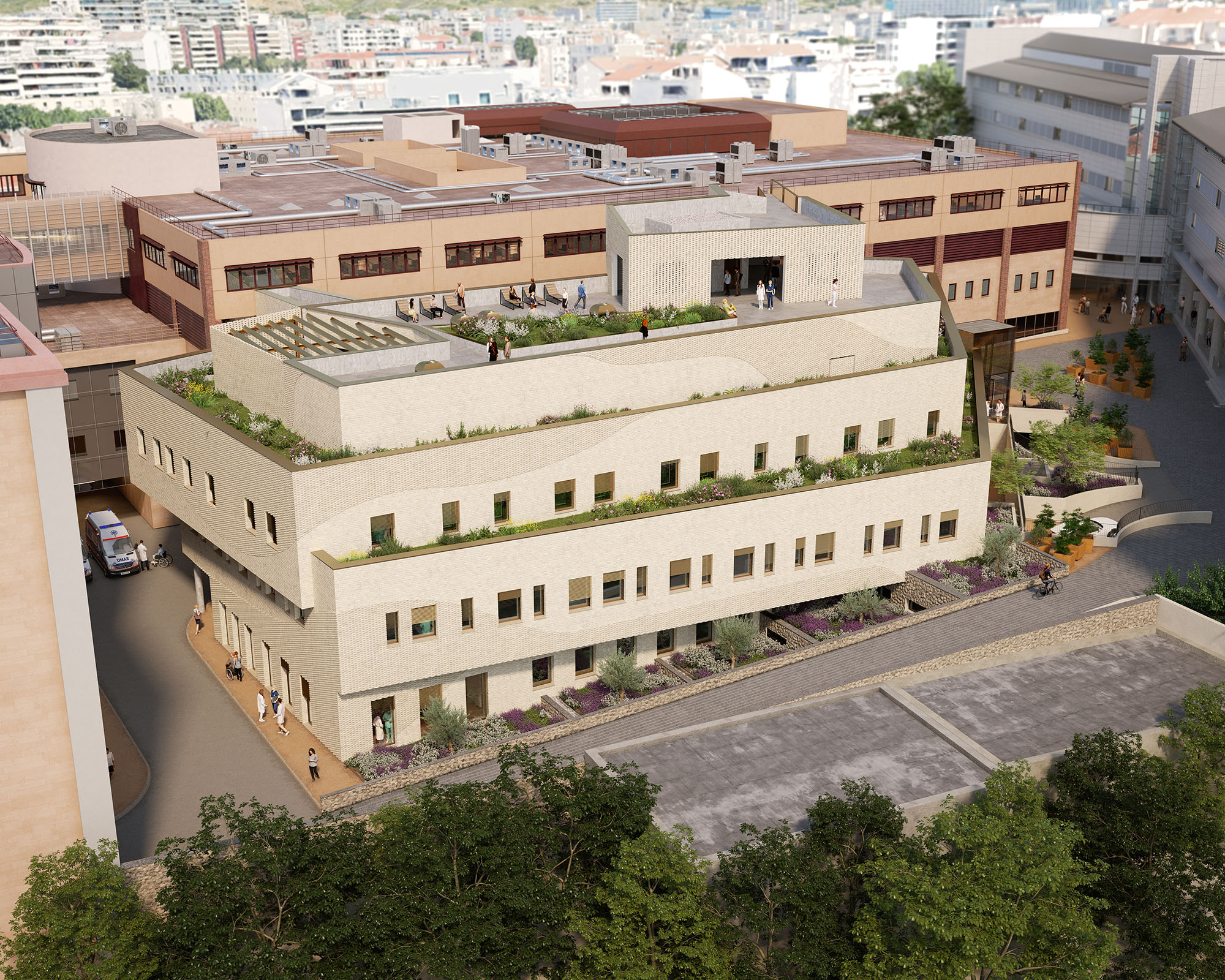 Hôpital Saint Joseph