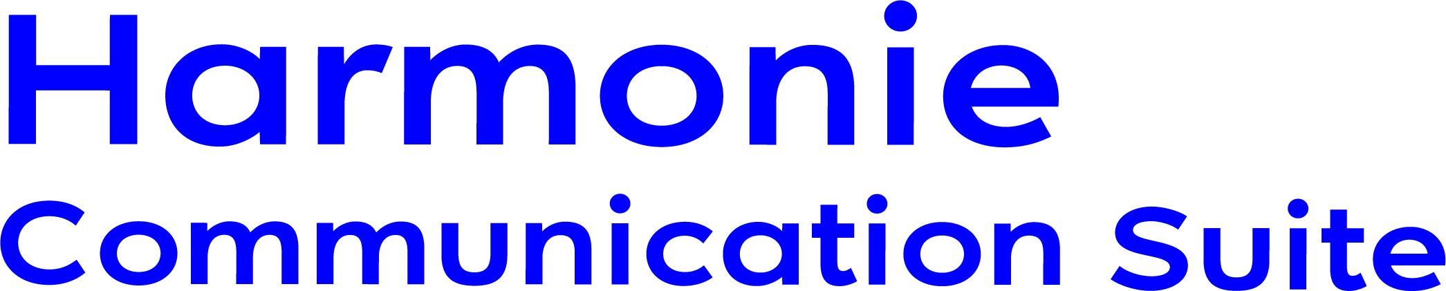 Harmonie Communication Suite (HCS)