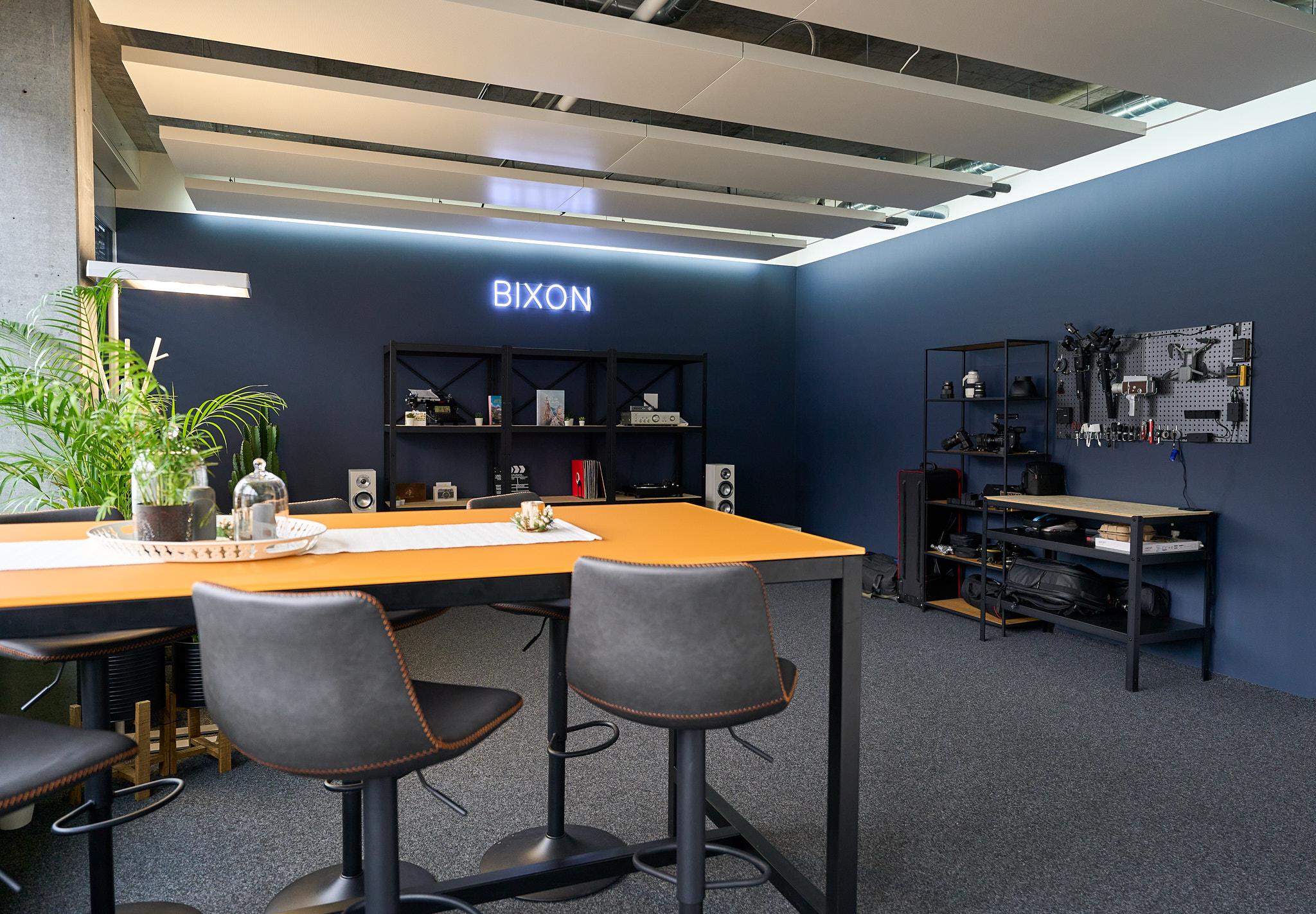 Bild Bixon Office in Landquart