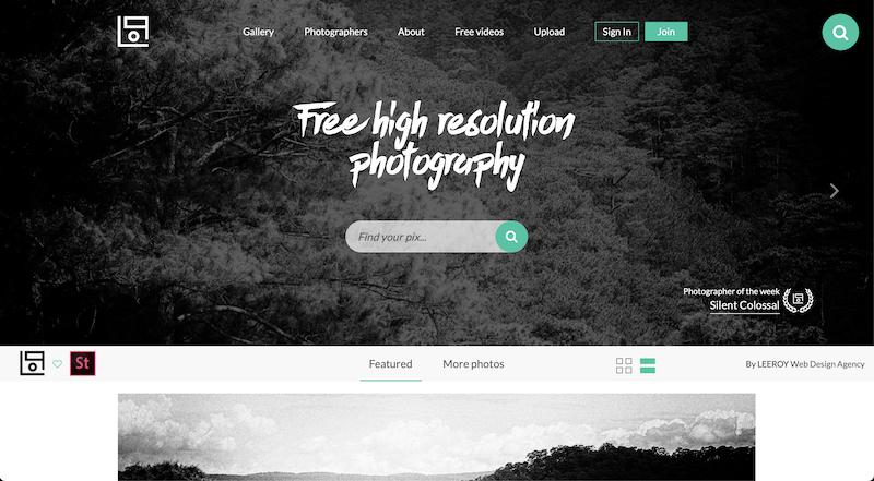 Life of pix photo stock website