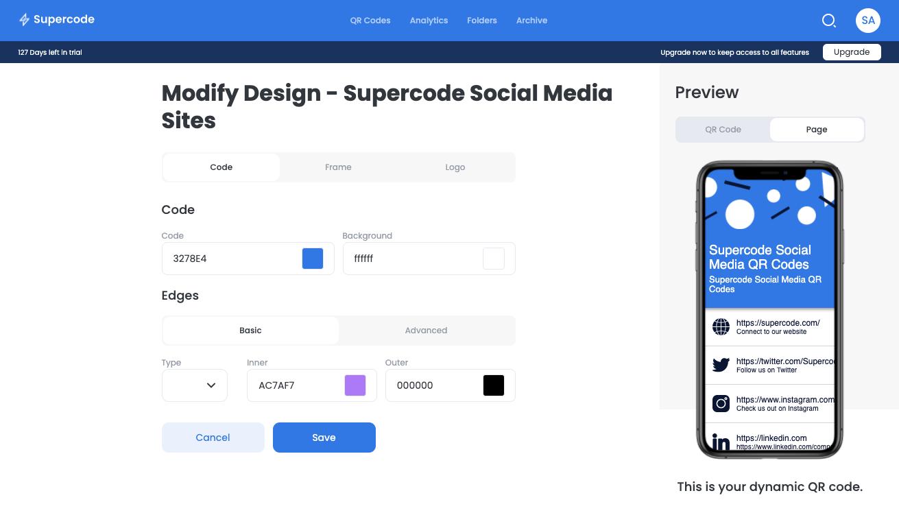 supercode design platform
