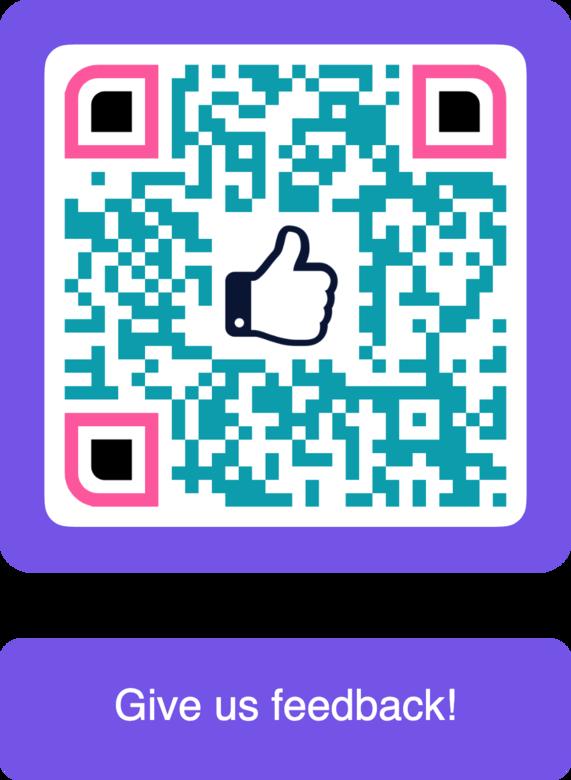 qr code for feedback
