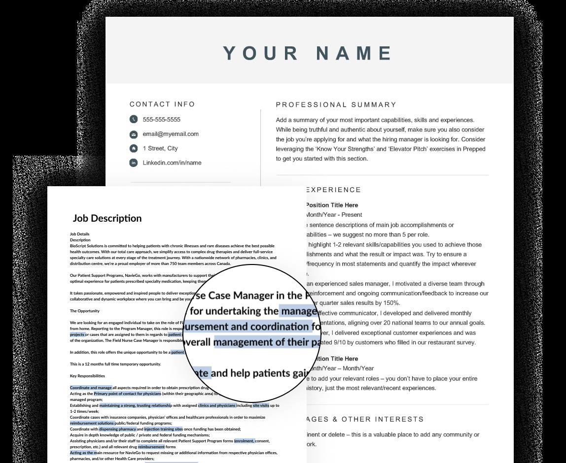 Resume Keyword Scanner