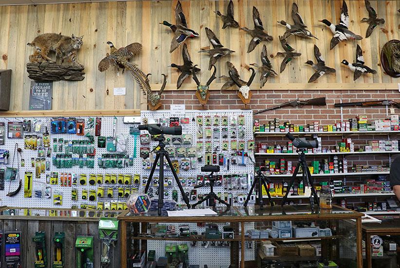 Ammunition for long guns, shot guns and hand guns