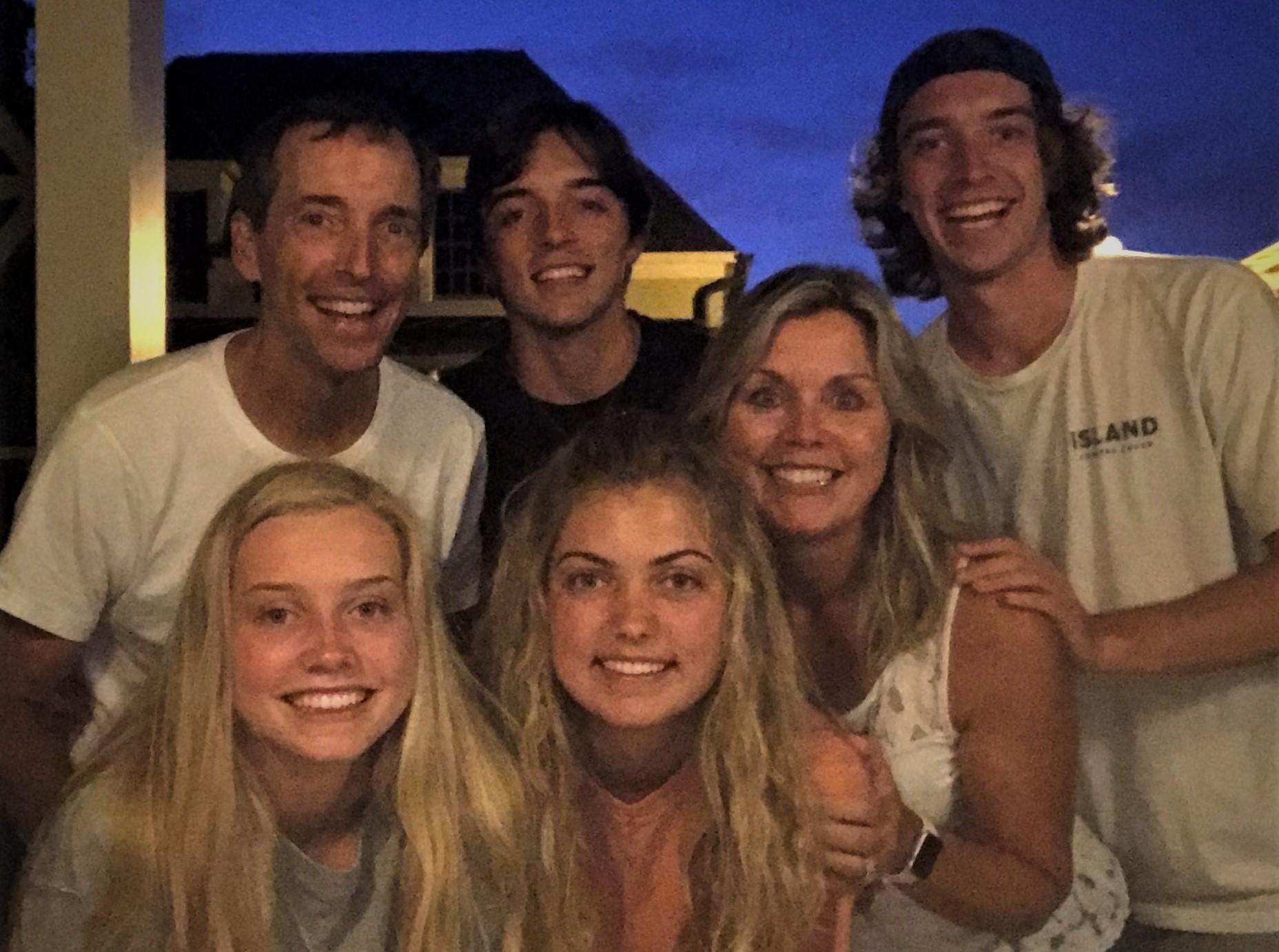 Edward Giard's Family
