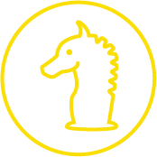 Icon for Strategies (A Knight Chess Piece)