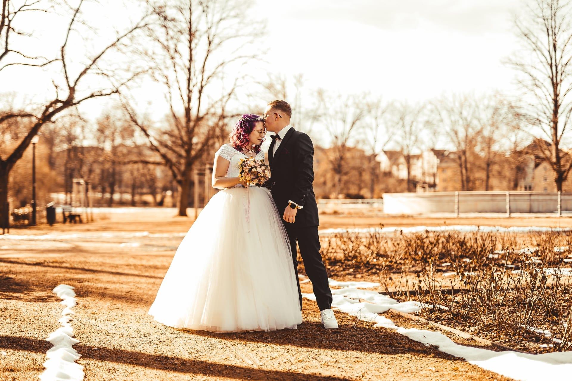 Brautpaar Hochzeit