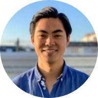 Image of Dr. David Huang who is COO and co-founder of Bia Care.
