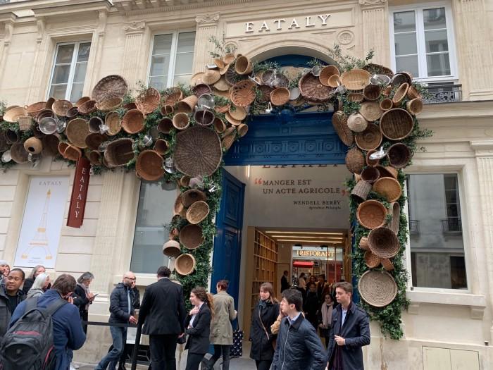 Eataly Paris x Skello: découvrez l'Italie en plein coeur du Marais