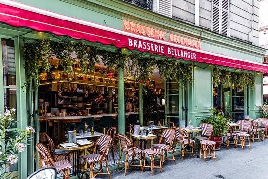 Aménagement des terrasses: comment a fait la Brasserie Bellanger?