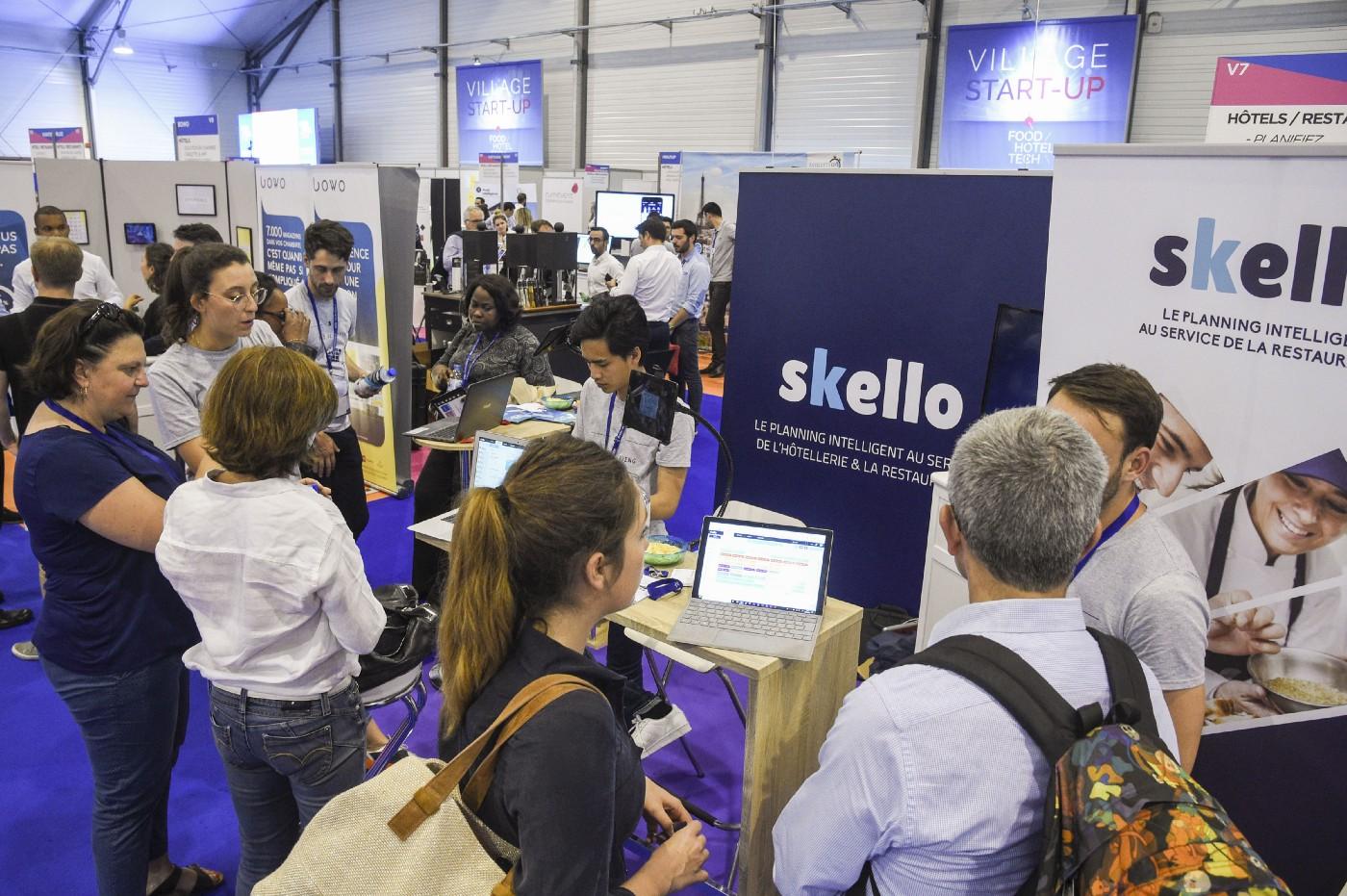 Skello vous invite au salon Food Hôtel Tech !