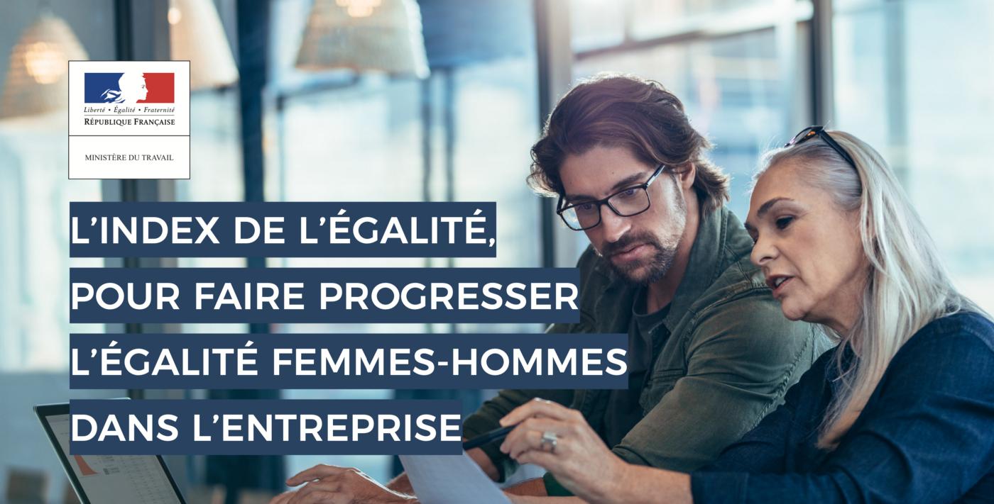 Index de l'égalité femmes-hommes: encore du progrès à faire