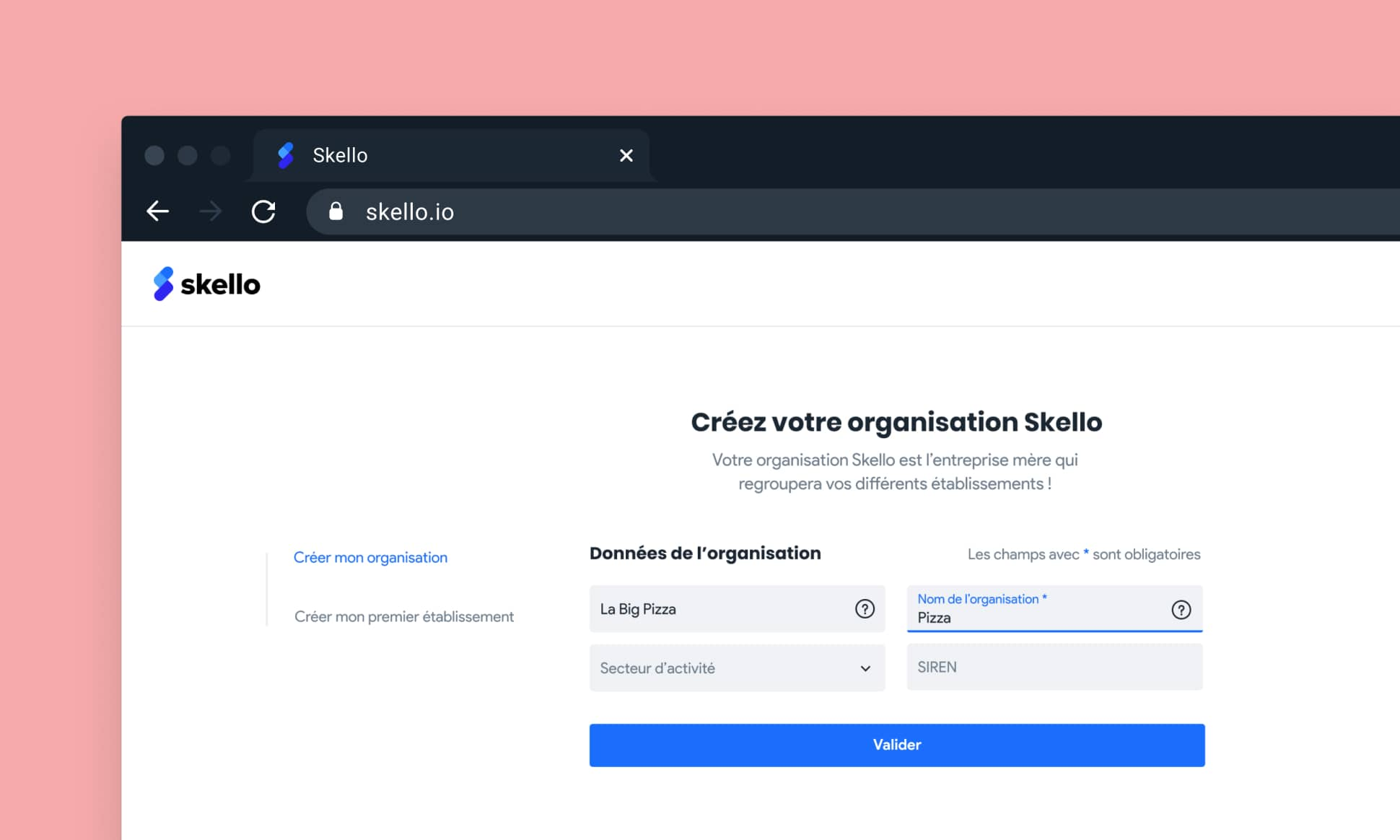 Bienvenue sur Skello : un nouvel accompagnement à la création de votre compte !