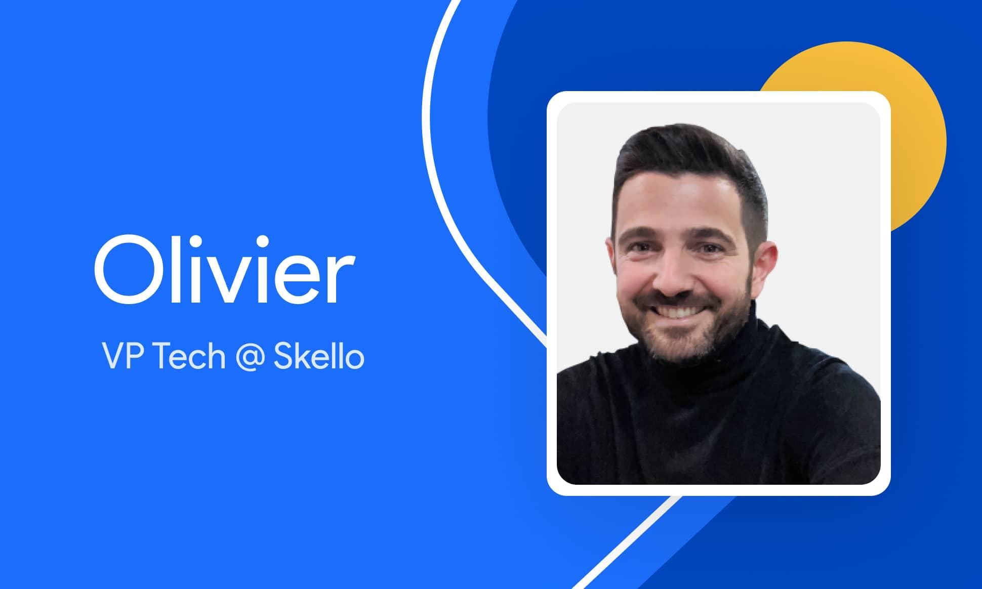 Ambitions 2021 pour l'équipe tech Skello : le récap d'Olivier, VP Tech