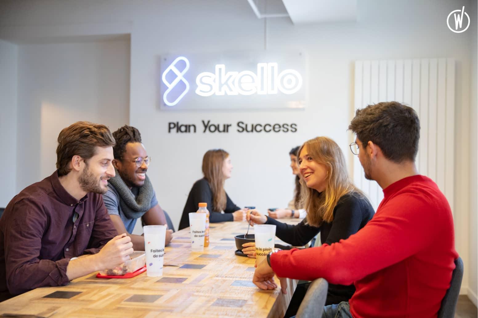photo des bureaux de Skello