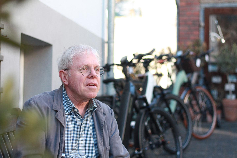 Helmut Lenz, Zweiradmechaniker Meister von LENZ E-Bikes in Kelkheim Fischbach