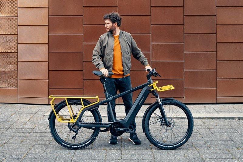 Riese & Müller Homage bei Lenz E-Bikes | Fahrrad Lenz in Kelkheim
