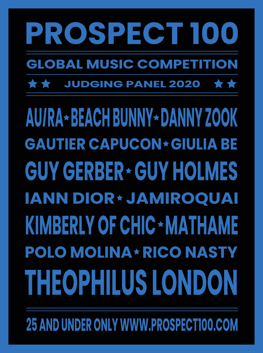 Global music competition