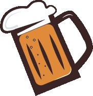 Illustration of beer mug